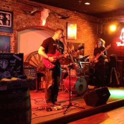 Chris Fitz Band 8:30-10:00pm Blues Rock